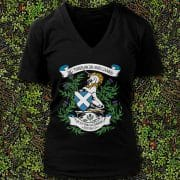 2016 Big Trees Highland Games Event Ladies T-shirt