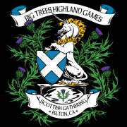 2016 Big Trees Highland Games Event Art