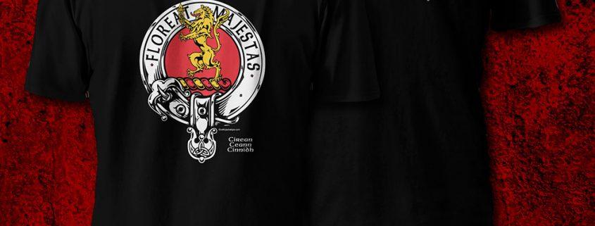 Clan Brown Men's Tshirt