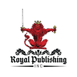 Logo Design for Royal Publishing Inc - Red Rubber Media