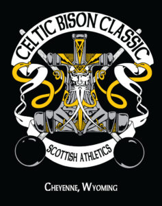 Celtic Bison Classic Event T-shirts