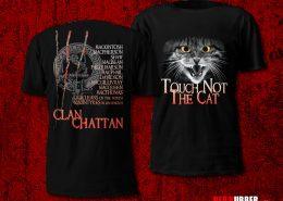 Clan Chattan Scotland Custom T-shirts © RedRubberMedia.com